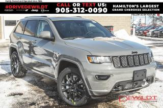 New 2021 Jeep Grand Cherokee Altitude | Protech | Sunroof | Alpine Sound | for sale in Hamilton, ON