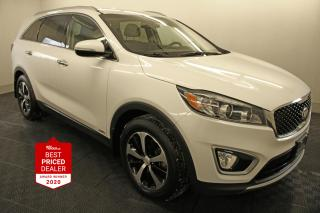 Used 2018 Kia Sorento EX AWD 2.0L TURBO *APPLE CARPLAY - HEATED LEATHER* for sale in Winnipeg, MB