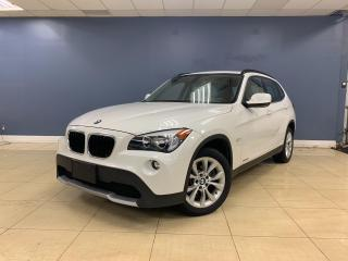 Used 2012 BMW X1 28i|No Accident| Low Mileage|Leather|AWD for sale in North York, ON