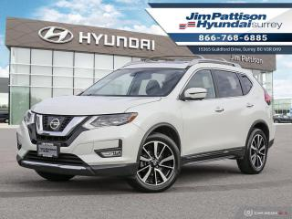 Used 2017 Nissan Rogue SL Platinum for sale in Surrey, BC