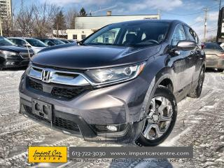Used 2019 Honda CR-V EX-L LEATHER  ROOF  ADAPTIVE CRUISE  HTD SEATS  BA for sale in Ottawa, ON