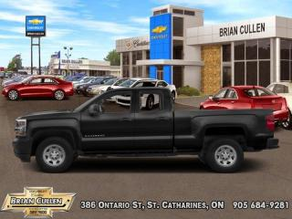 Used 2018 Chevrolet Silverado 1500 Work Truck for sale in St Catharines, ON