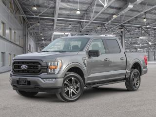 New 2021 Ford F-150 XLT 4WD SUPERCREW 5.5' BOX for sale in Kingston, ON