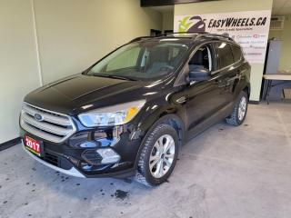 Used 2017 Ford Escape SE for sale in New Liskeard, ON