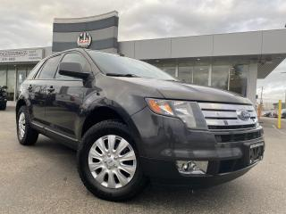 Used 2007 Ford Edge SEL FWD PWR GROUP A/C HEATED SEATS 120KM for sale in Langley, BC