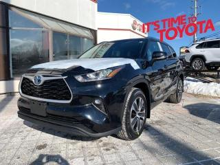 New 2021 Toyota Highlander HYBRID HYBRID XLE AWD Highlander Hybrid XLE|APX 00 for sale in Mississauga, ON