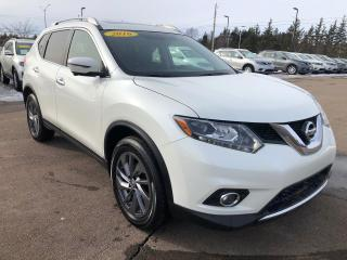 Used 2016 Nissan Rogue SL AWD for sale in Charlottetown, PE
