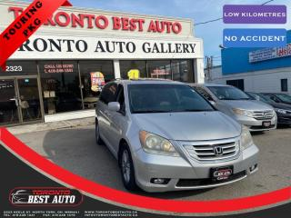 Used 2010 Honda Odyssey 4dr Wgn Touring w/RES & Navi NO ACCIDENT! TKU* for sale in Toronto, ON