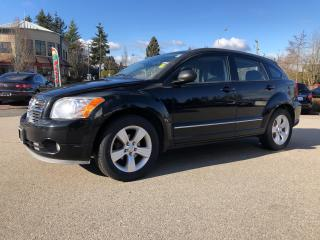 Used 2012 Dodge Caliber 4DR HB SXT for sale in Surrey, BC