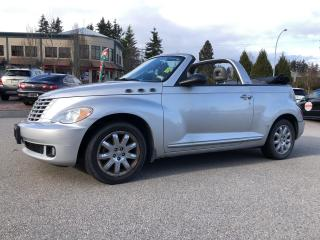 Used 2007 Chrysler PT Cruiser 2dr Conv Touring for sale in Surrey, BC