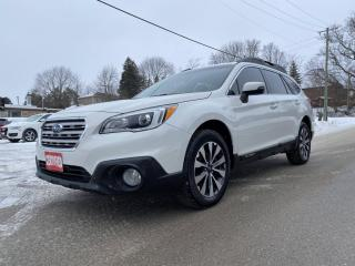 Used 2015 Subaru Outback 3.6R Limited, AWD, Leather, Sunroof, Navi, Rear Cam for sale in King City, ON