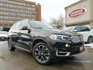 Used 2016 BMW X5 7 PASS | NAVI | CAM | PANO | WHITE LEATHER | 4 SNOW TIRES* | for sale in Scarborough, ON