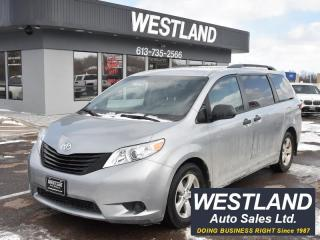 Used 2015 Toyota Sienna for sale in Pembroke, ON
