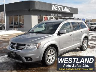 Used 2015 Dodge Journey Limited for sale in Pembroke, ON