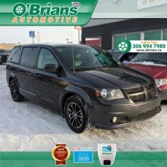 Used 2017 Dodge Grand Caravan GT for sale in Saskatoon, SK
