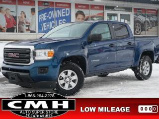 Used 2019 GMC Canyon SL  CAM APPLE-CARPLAY BLUETOOTH REAR-DEF 16-AL for sale in St. Catharines, ON