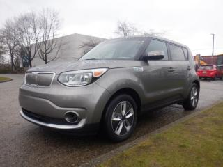 Used 2017 Kia Soul EV Electric for sale in Burnaby, BC