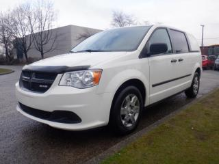Used 2013 Dodge Cargo Van With Rear Shelving for sale in Burnaby, BC