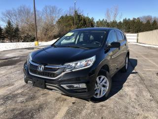 Used 2016 Honda CR-V EX-L AWD for sale in Cayuga, ON