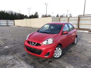 Used 2015 Nissan Micra SV for sale in Cayuga, ON