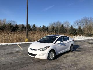 Used 2016 Hyundai Elantra GLS for sale in Cayuga, ON