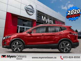 New 2020 Nissan Qashqai AWD SV  - Sunroof - $194 B/W for sale in Orleans, ON