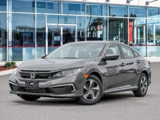 Used 2020 Honda Civic LX | Apple CarPlay/Android Auto, Heated Front Seat for sale in Whitby, ON