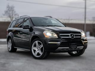 Used 2012 Mercedes-Benz GL-Class GL 350 I BlueTEC I Navigation I Price To Sell for sale in Toronto, ON