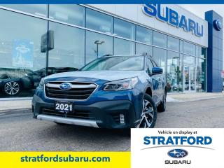 New 2021 Subaru Outback Limited XT for sale in Stratford, ON