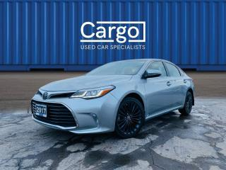 Used 2017 Toyota Avalon Touring  for sale in Stratford, ON