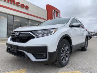 New 2021 Honda CR-V EX-L for sale in Simcoe, ON