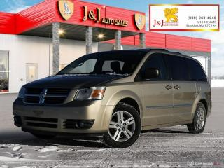 Used 2008 Dodge Grand Caravan SE 7Pass., C.Start, P.Sliding Doors for sale in Brandon, MB