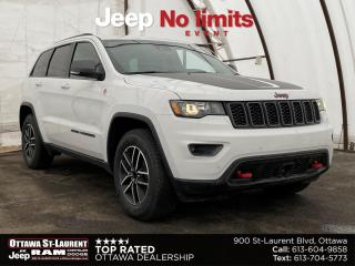 New 2021 Jeep Grand Cherokee Trailhawk for sale in Ottawa, ON