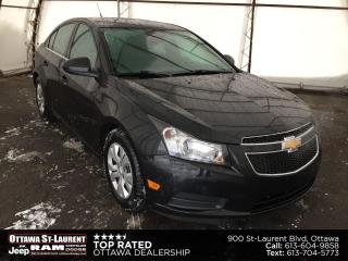 Used 2014 Chevrolet Cruze 1LT ACCIDENT FREE, EXTRA CLEAN WITH LOW KM'S for sale in Ottawa, ON