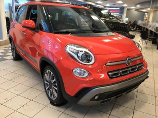 Used 2018 Fiat 500 L Trekking EXTRA LOW KM'S AND A CLEAN CARFAX ON THIS NEARLY NEW FIAT 500L for sale in Ottawa, ON