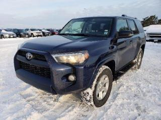 Used 2019 Toyota 4Runner SR5 for sale in Greater Sudbury, ON