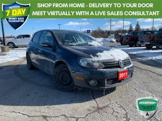 Used 2011 Volkswagen Golf LOW KM' S | 2.5L | AUTOMATIC | for sale in Kitchener, ON