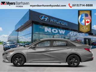 New 2021 Hyundai Elantra Preferred IVT  - Heated Seats - $149 B/W for sale in Nepean, ON