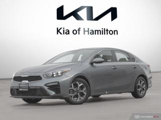 Used 2020 Kia Forte EX Lane Keep Assist, Blind Spot Detection, Heated Front Seats and more... for sale in Hamilton, ON
