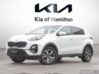 Used 2020 Kia Sportage LX Bluetooth   Heated seats   Android / Apple carplay   AWD and more... for sale in Hamilton, ON