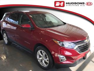 Used 2018 Chevrolet Equinox LT AWD | Remote Start | Rear Vision Camera | Wi-Fi Equipped for sale in Stratford, ON