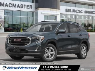 New 2021 GMC Terrain SLE TURBO | AWD | POWER SUNROOF | HEATED SEATS | HIT THE ROAD PKG for sale in London, ON