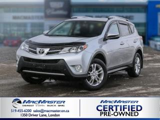 Used 2015 Toyota RAV4 XLE for sale in London, ON