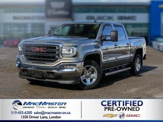 Used 2017 GMC Sierra 1500 SLE for sale in London, ON