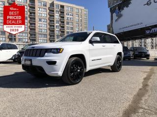 New 2021 Jeep Grand Cherokee Laredo Leather, Sunroof, Navi, 10.1 inch display for sale in North York, ON