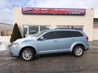 Used 2013 Dodge Journey SXT/Crew SXT BLUETOOTH for sale in Tilbury, ON