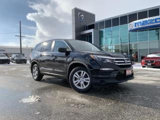 Used 2018 Honda Pilot LX AWD | 8 Passneger for sale in Chatham, ON