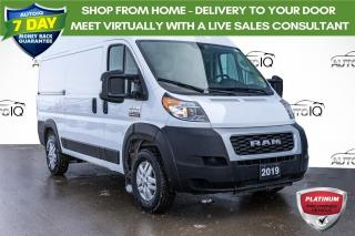 Used 2019 RAM 2500 ProMaster High Roof 2500 HIGH TOP 136