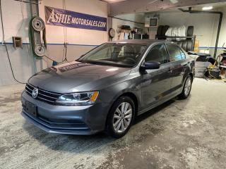 Used 2017 Volkswagen Jetta Sedan 4DR 1.4 TSI AUTO TRENDLINE for sale in Kingston, ON