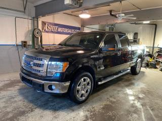 Used 2014 Ford F-150 4WD SUPERCREW 157